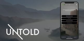 Untold mobile game