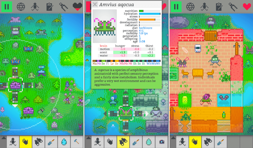 Vilmonic Game Review: The Ultimate Simulation Game