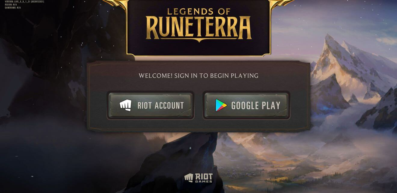 Download And Play Legends of Runeterra Mobile Beta Version