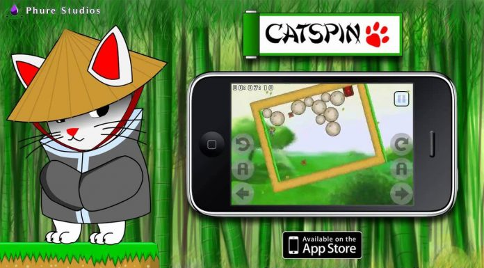 CatSpin