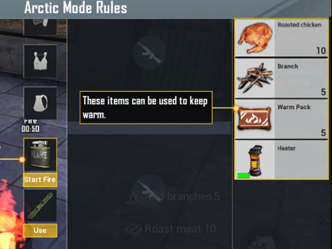 How To Get A Chicken Dinner In PUBG Mobile Arctic Mode