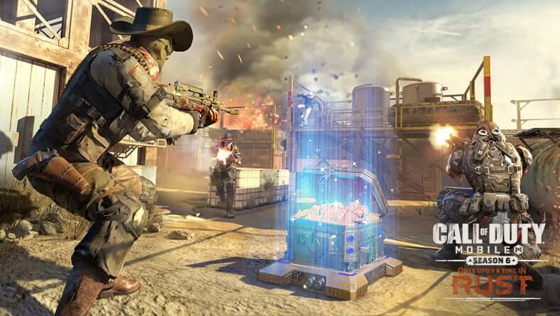 Call of Duty Mobile: Capture The Flag and Saloon Map To Arrive in Mid May