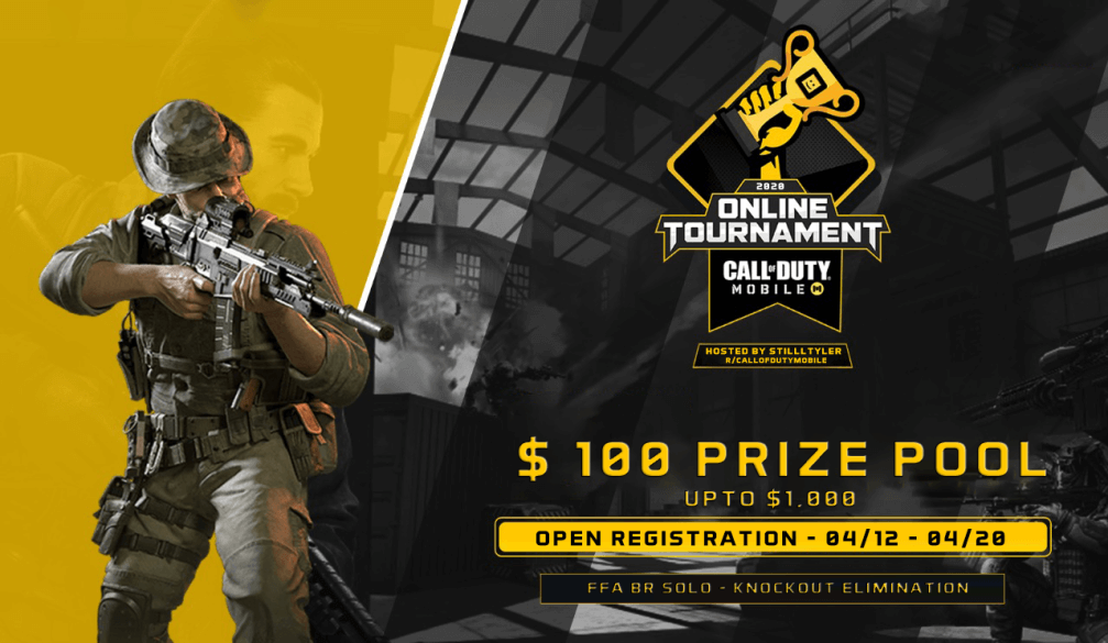 COD Mobile League: First Official Call of Duty Mobile Community Tournament