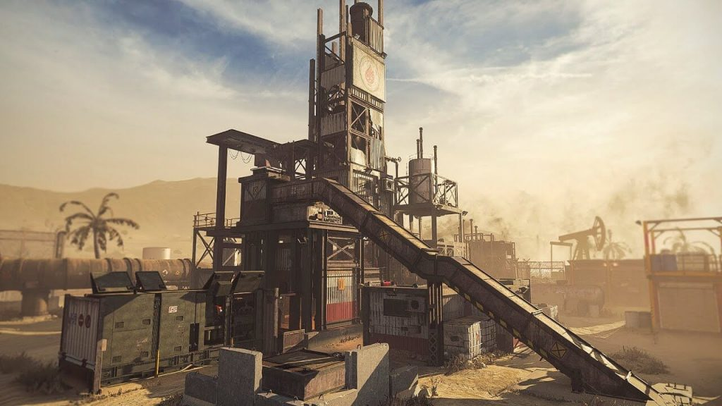 Call of Duty Mobile: RUST Map is Coming In Season 6