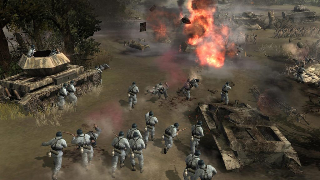 Company of Heroes is Coming To iPhone And Android Later This Year