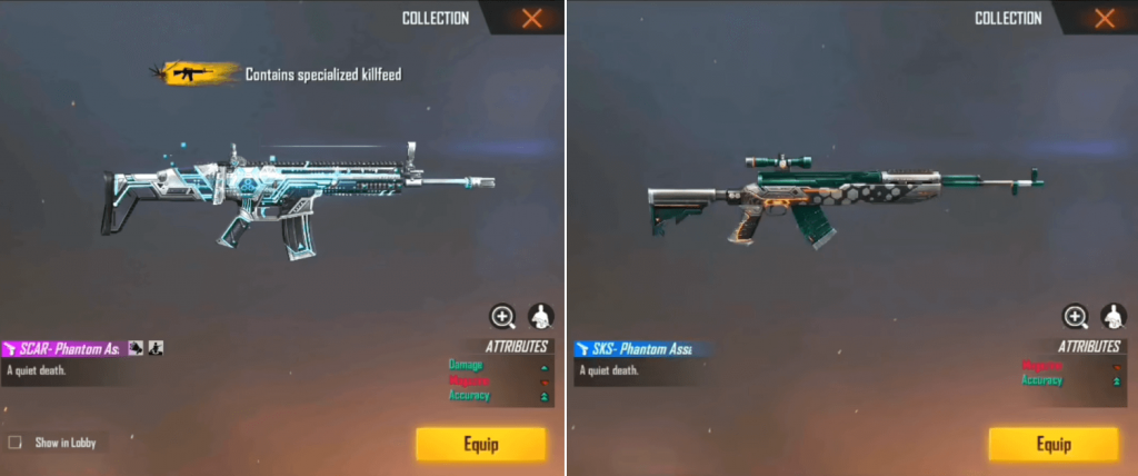 Free Fire Introduced 'Buy 1 Get 2 Free' Event With Free Permanent Gun Skins