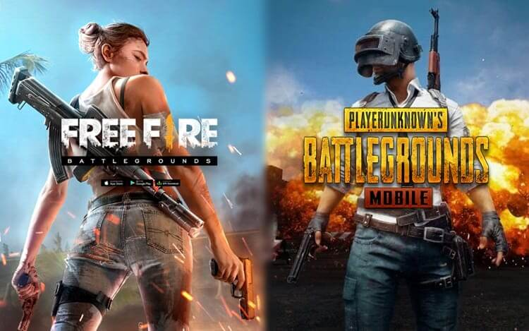 PUBG Mobile vs Free Fire: Which Is The Best?