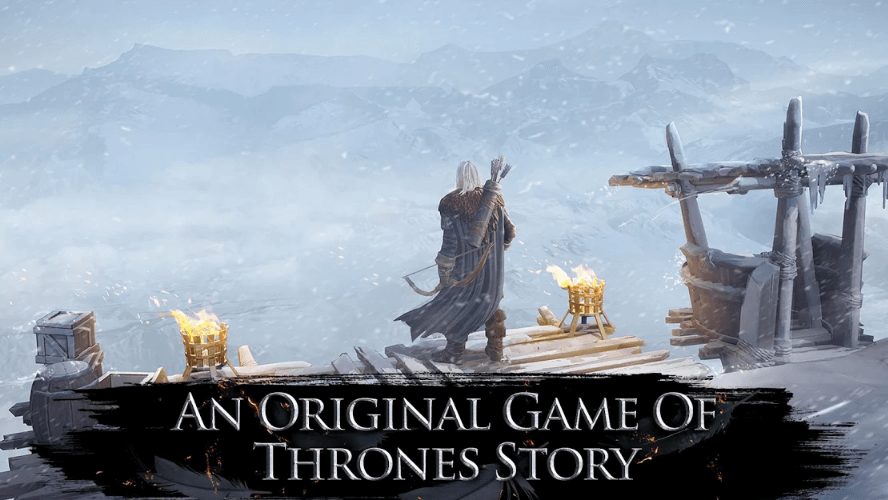 Game of Thrones Beyond the Wall Released For Android And iOS