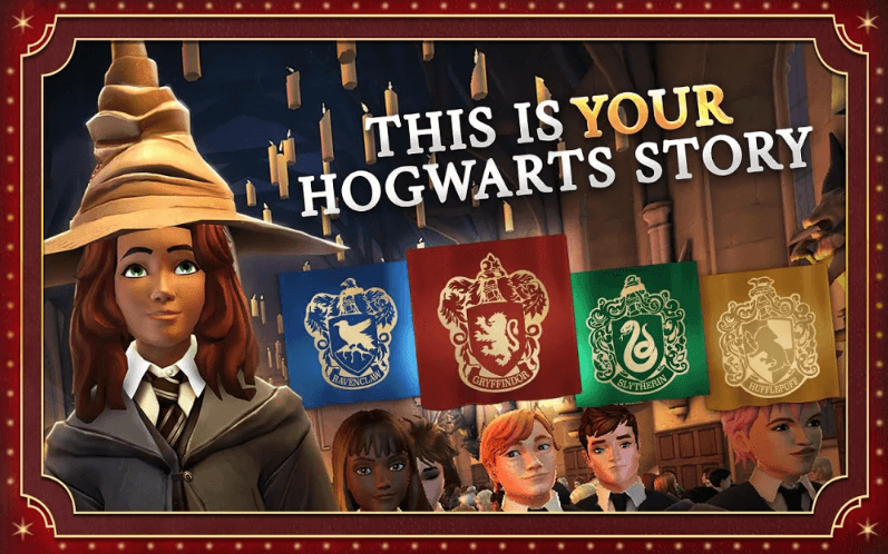 Harry Potter: Hogwarts Mystery Casts A Spell With 35 Billion Minutes Of Gameplay In 2nd Anniversary Celebration
