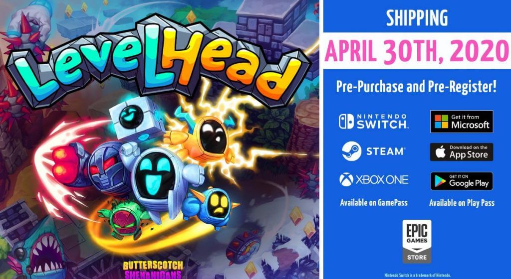 Levelhead To Release This Month, Pre-Order Begins