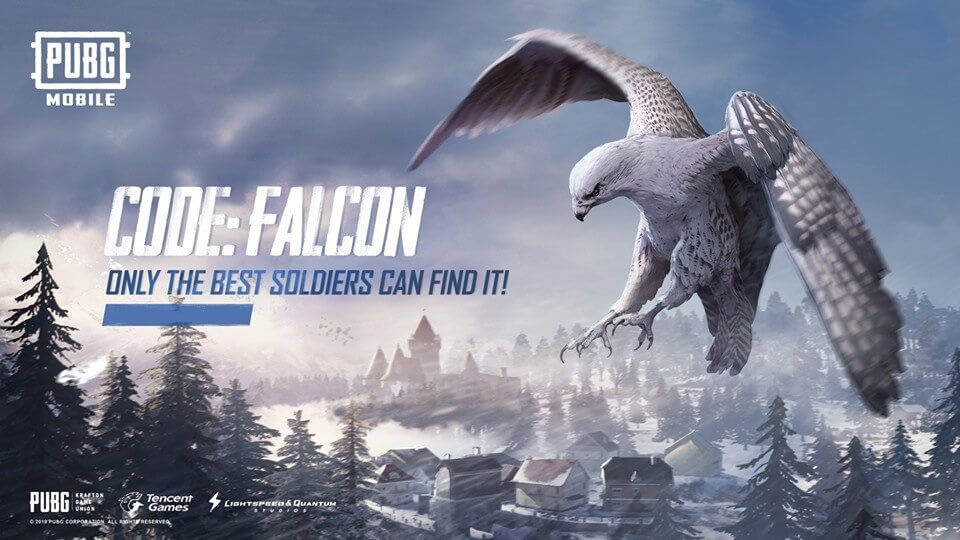 PUBG Mobile Falcon: Everything We Know About Companion Feature