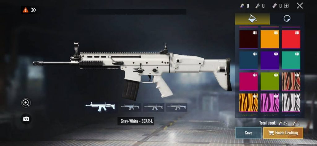 PUBG Mobile: Guncraft Feature Lets You Customize Your Guns