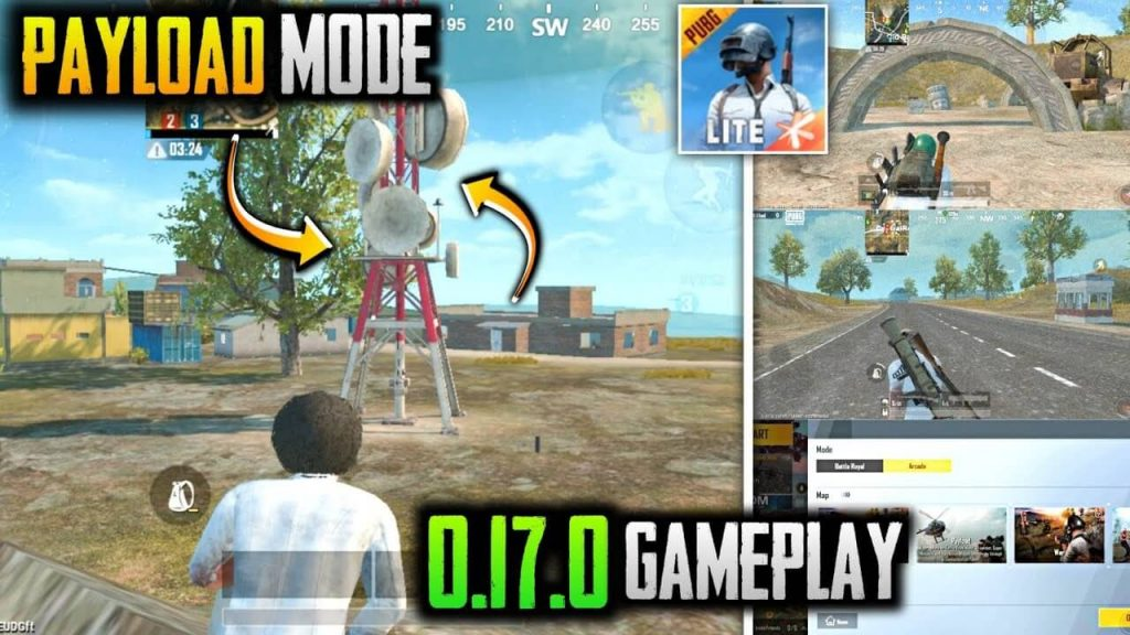 PUBG Mobile LITE: Payload Mode And Companion Feature Is Coming Soon