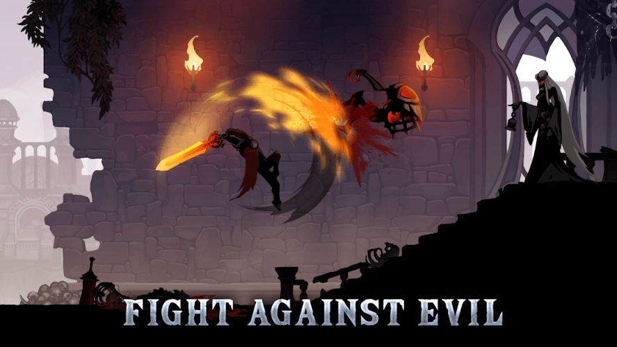 Shadow Knight: Deathly Adventure Is Out For Pre-Registration