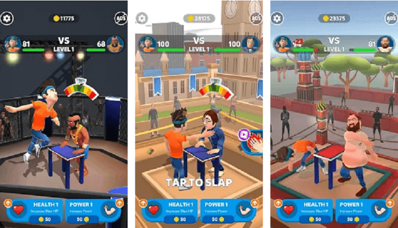 Slap Kings: A New Slapping Game Taken The World By Storm
