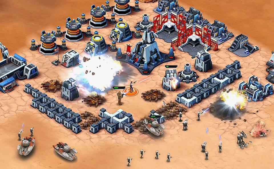 Star Wars: Commander Will Shut Down in June