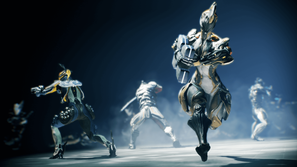 Warframe Might Be Coming to Mobile Platform
