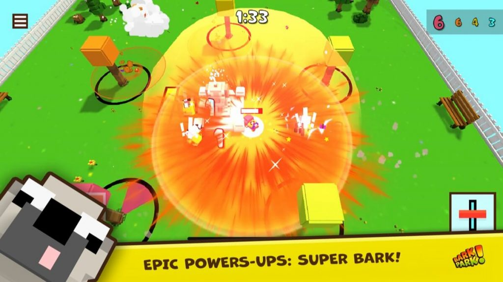Bark Park, a funny dog based game to launch soon in iOS