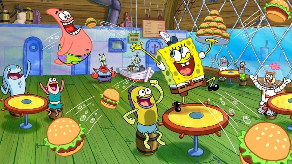 SpongeBob: Krusty Cook-Off Finally Gets Released