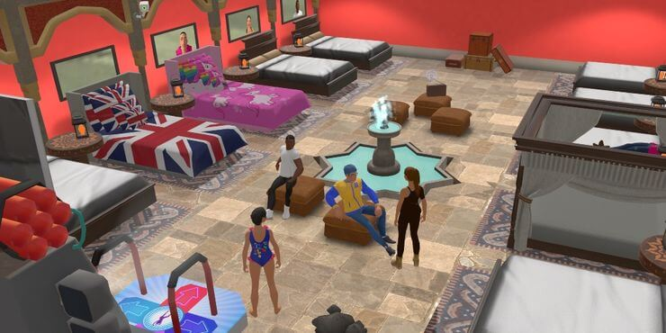Big Brother: The Game is Just Like The Actual TV Show