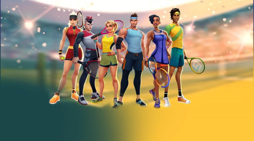 Gucci Partners With Tennis Clash Mobile Game