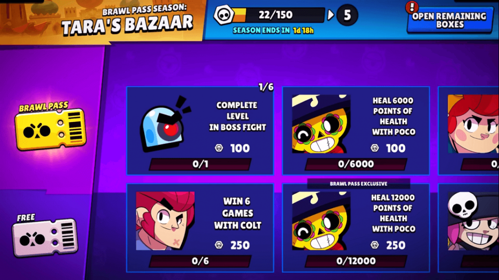 Brawl Stars May 2020 Update: Brawl Pass, New Brawler, and More