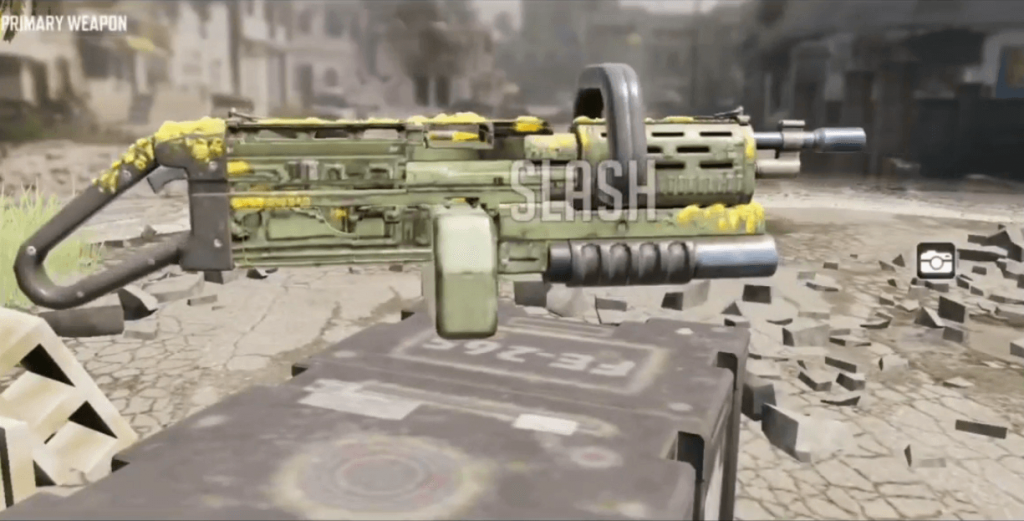 New Weapon 'Chopper' Will Be Added In Call of Duty Mobile