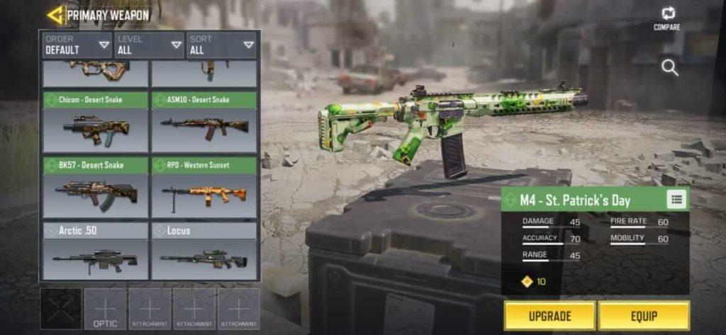 Call of Duty Mobile Season 7 Weapon Balance Changes