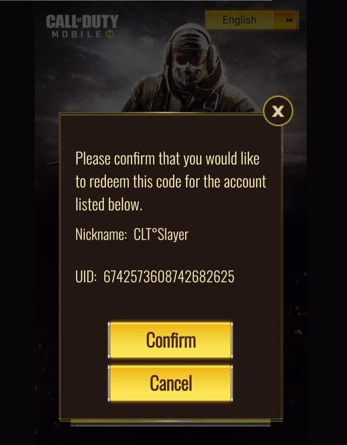 Call of Duty Mobile: Free LK24 SAKURA Redeem Code