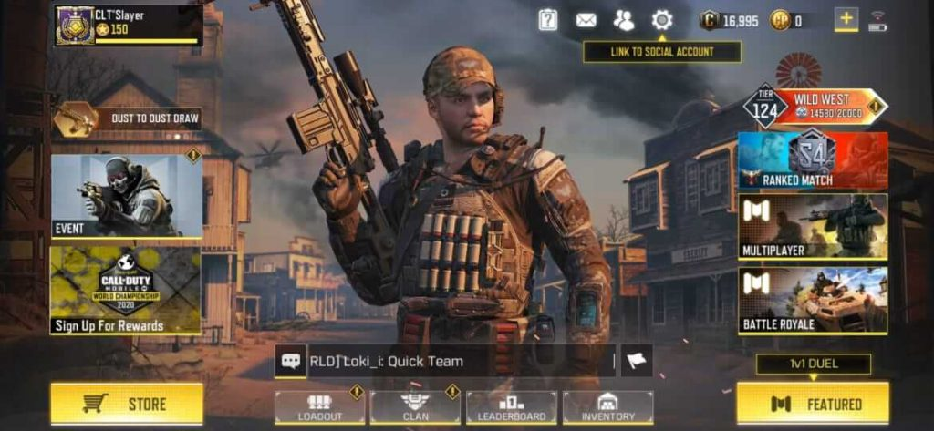 Now You Can Select Game Modes in Call of Duty Mobile Ranked Matches