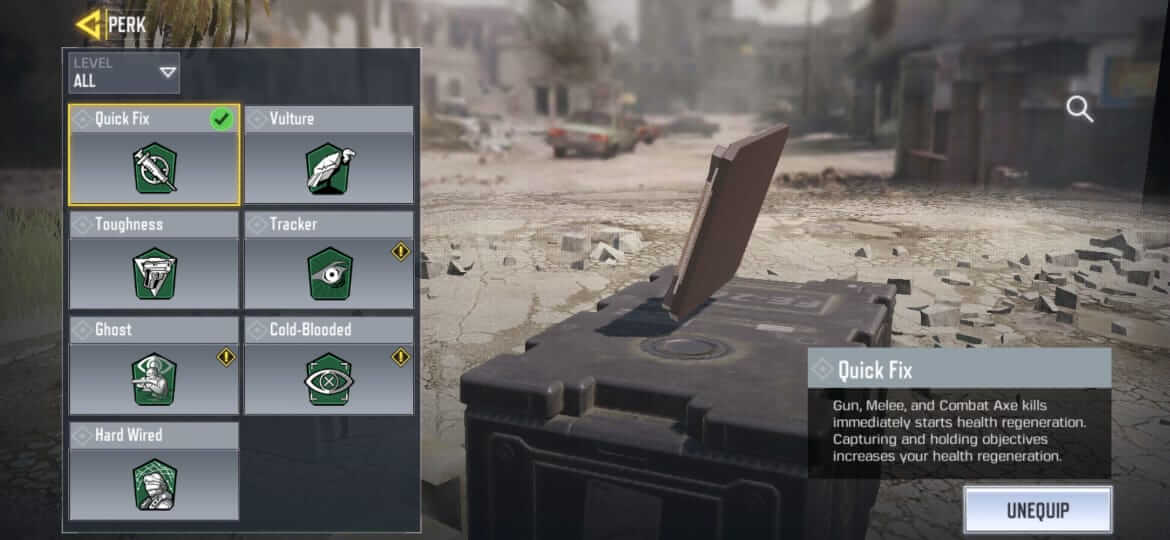 Call of Duty: Mobile Top 3 Green Perks + New Green Perk