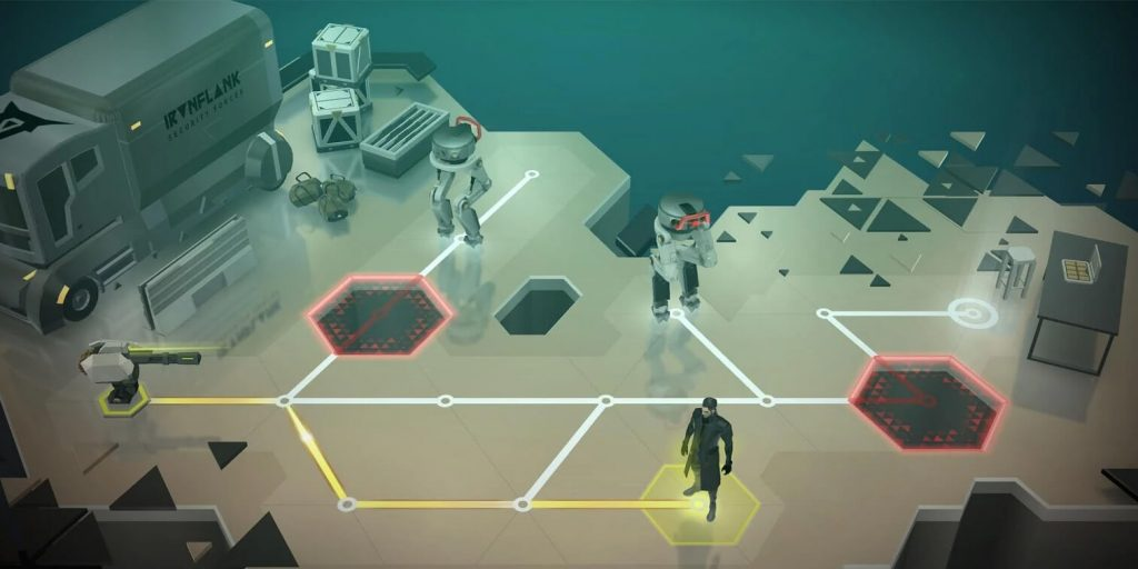 Deus Ex Go: Square Enix's Puzzler Is Now Available For  Free