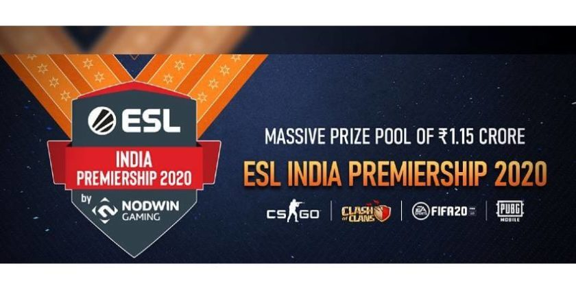 PUBG Mobile, Clash of Clans added to Season 5 of ESL India Premiership 2020