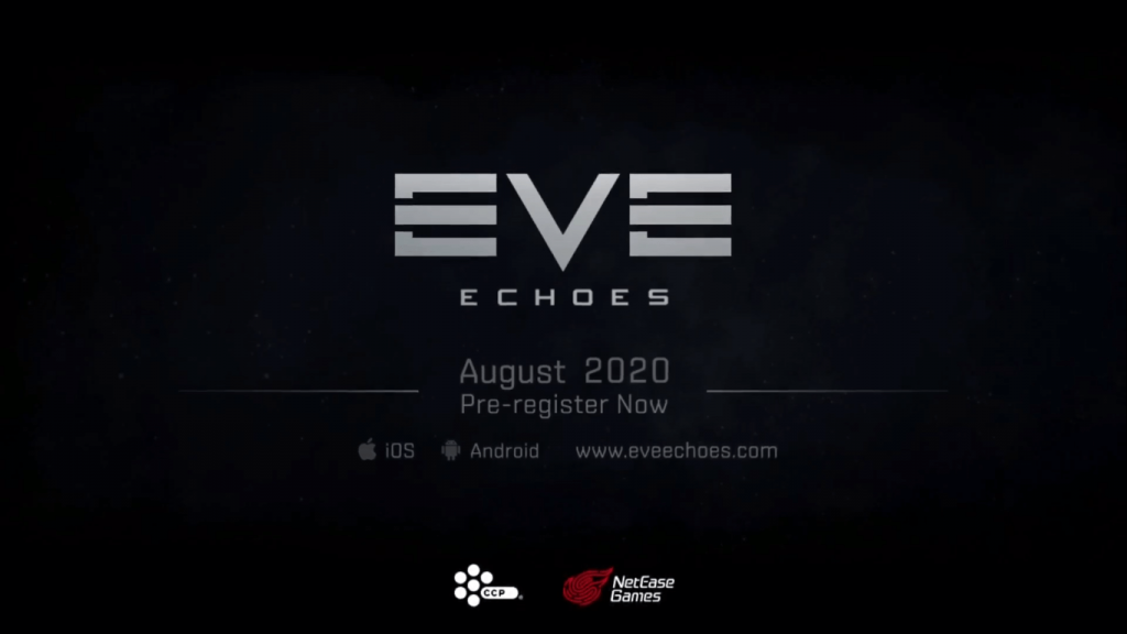 Eve Echoes To Globally Release in August 2020