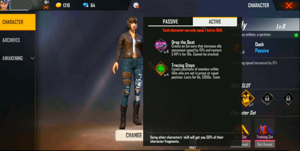 Free Fire OB22 Update Full Patch Notes
