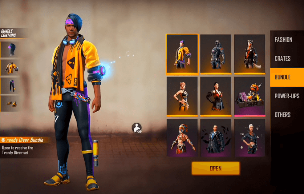 Free Fire Summer Spin Event Complete Details