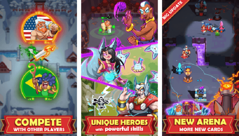 Hero of Empire: Clash Kingdoms RTS Is Out For Pre-Registration