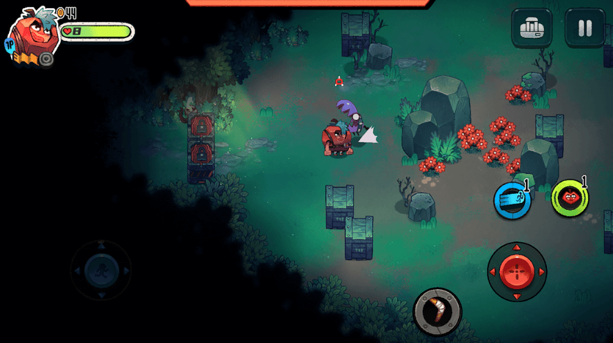 'Juicy Realm' Roguelike Dungeon Mobile Version Released