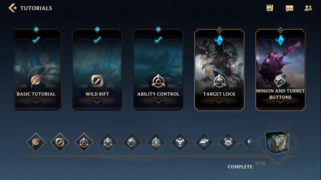 League of Legends: Wild Rift Gameplay Details