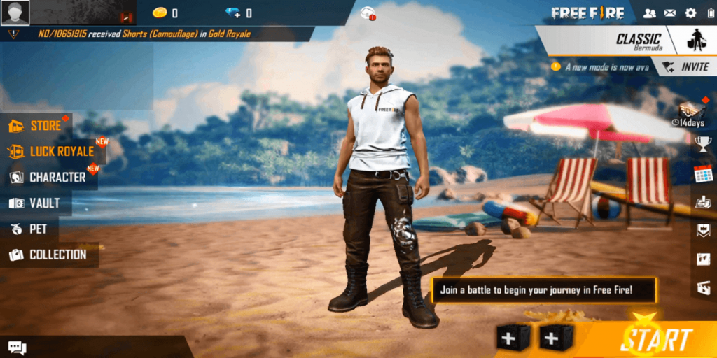 Free Fire OB22 Update Confirmed Details: New Character Wolfrahh, New Pet Falco, M82B Gun & Much More