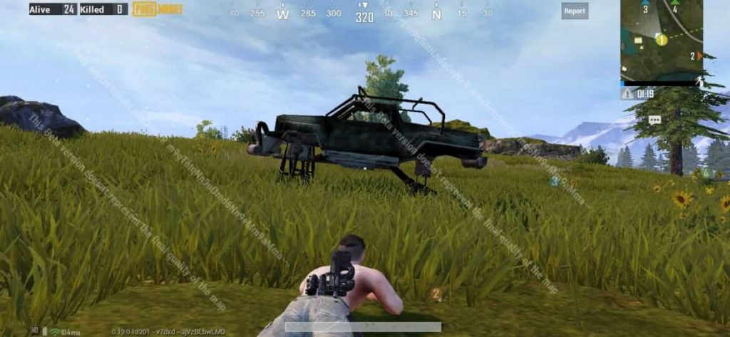 Monster Trucks Are Coming To PUBG Mobile With 0.19.0 Update
