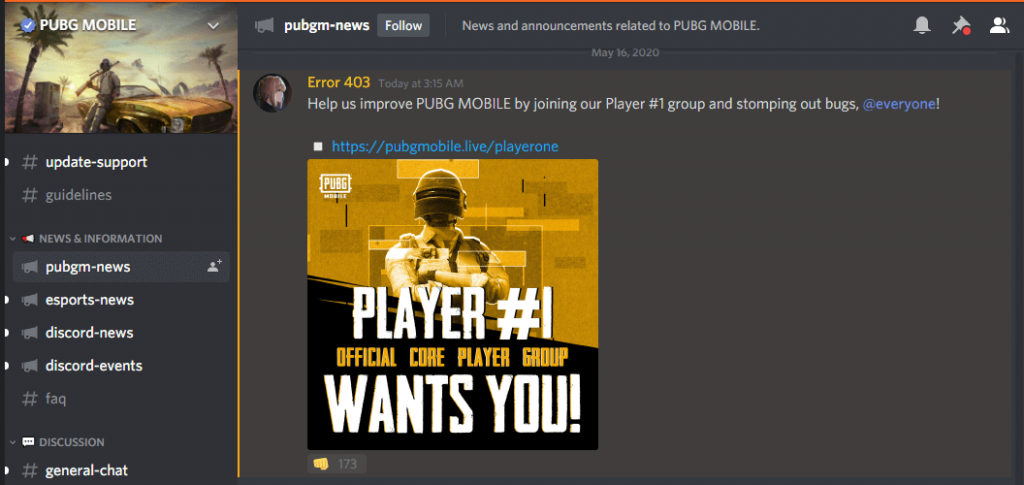 PUBG Mobile is Recruiting Beta Testers For 0.19.0 Update