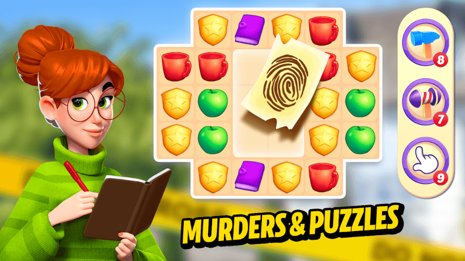 Small Town Murders: Match 3 is Now Available For Pre-registration