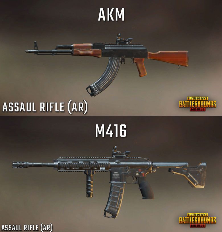 Top 4 Best Gun Combinations to use in PUBG Mobile