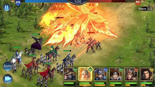 Three Kingdoms: Raja Choas has made it's way to Android and iOS devices