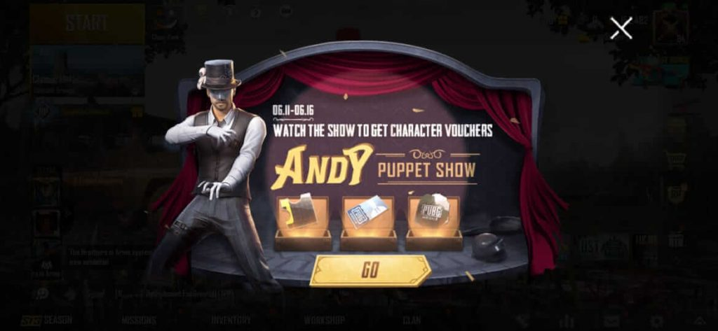 PUBG Mobile Andy Character: Release Date, Price, Outfits, and More
