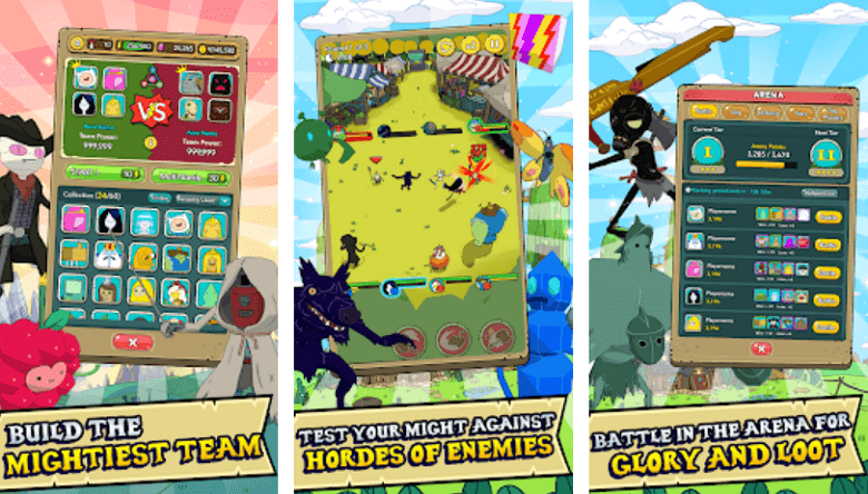 Turn-Based RPG 'Adventure Time Heroes' Is Now Available For Pre-Registration In Southeast Asia