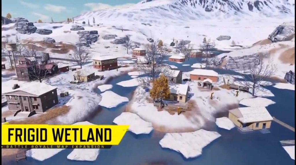 List Of New Places Added In COD Mobile Battle Royal Mode