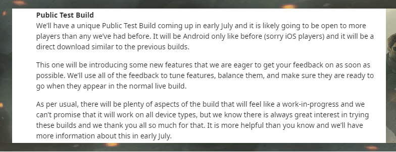Call of Duty Mobile Season 8 Public Test Server To Release In Early July