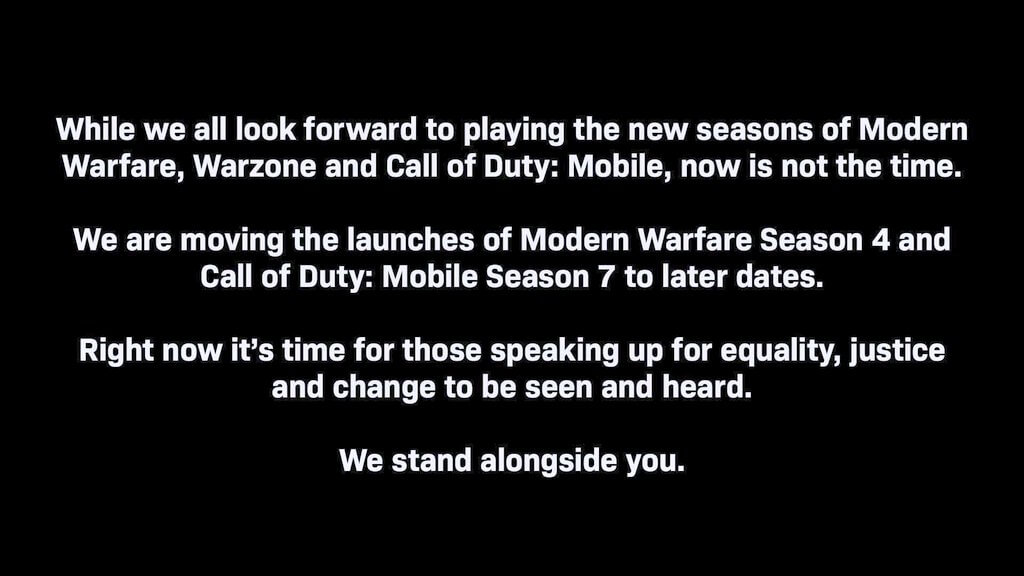 Call of Duty Mobile Season 7 Release Has Been Delayed